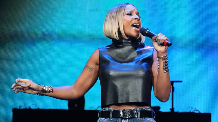 Hear Mary J. Blige's Fierce New Song 'Thick of It'