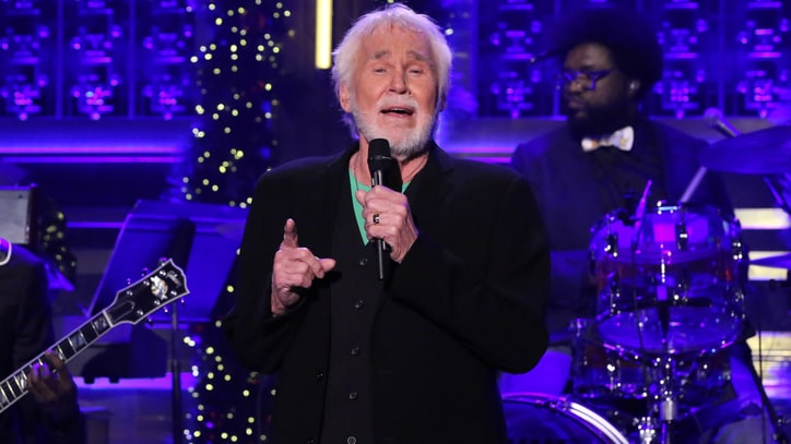 Kenny Rogers' 2016 Christmas Tour to Be His Last