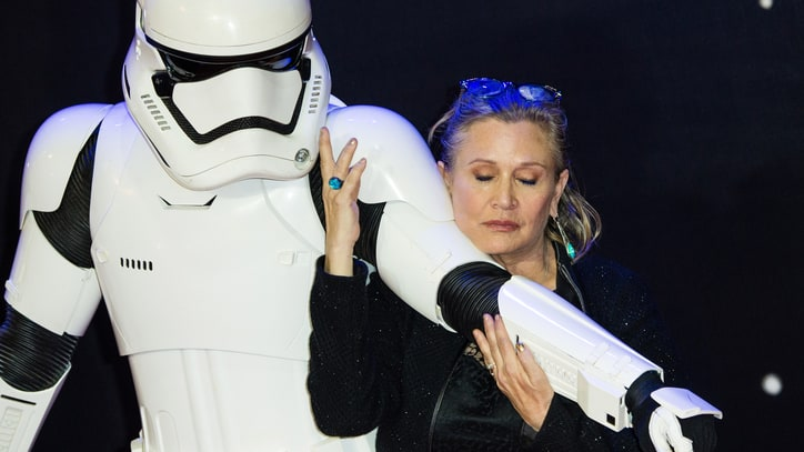 Carrie Fisher to Appear in 'Star Wars: Episode IX,' Brother Confirms
