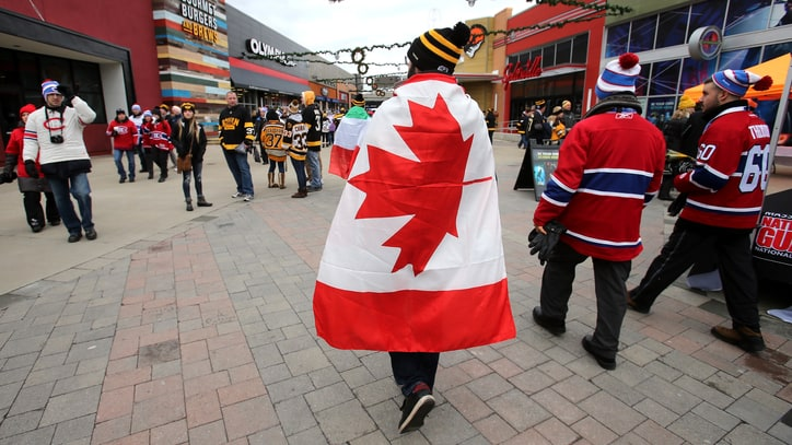 The NHL has a Canadian Problem