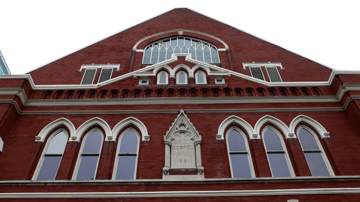 Ryman Auditorium Receives Nashville Honor: Ram Report