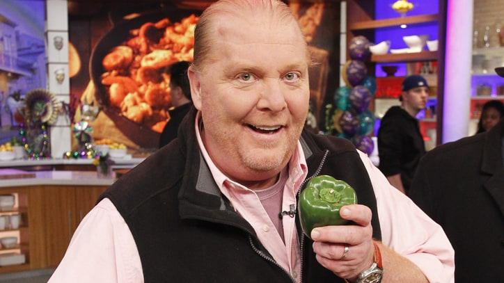 How Mario Batali's First Job Changed His Life