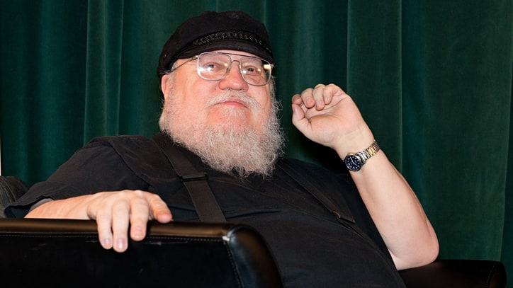 George R.R. Martin's 'Wild Cards' Anthology Heading to TV