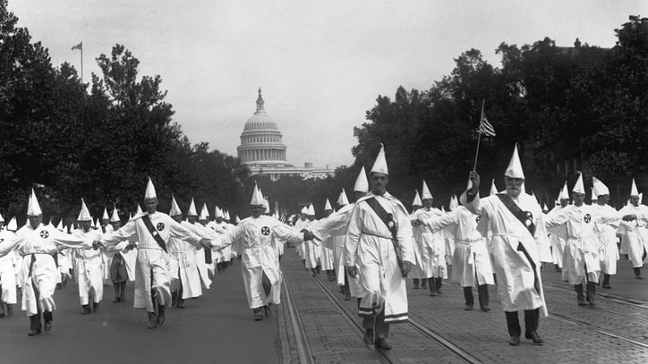 The History of White Supremacy in America