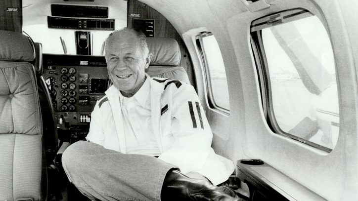 Life Advice from Chuck Yeager