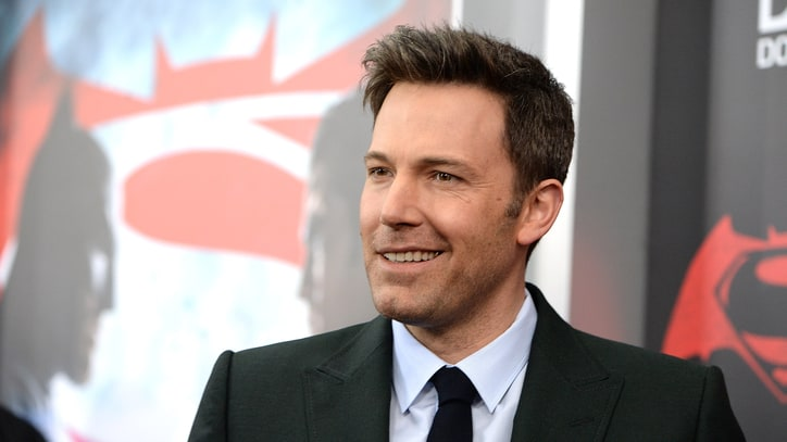 Ben Affleck Drops Out as 'The Batman' Director