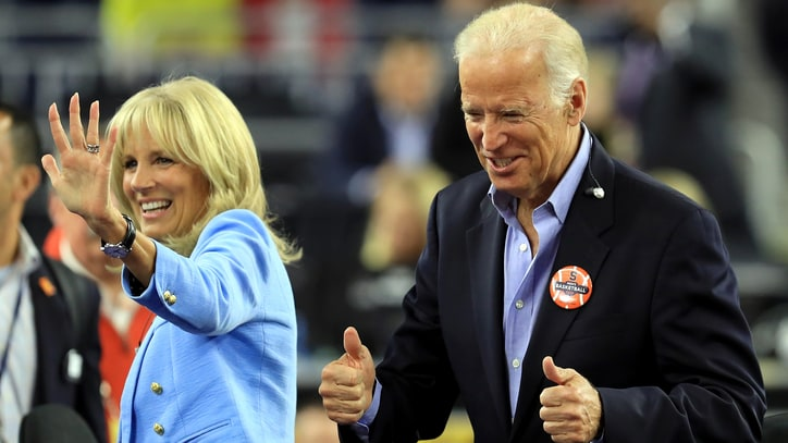 Joe, Jill Biden Launch Equal Rights Nonprofit Organization