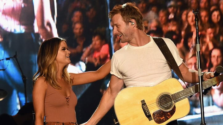 See Dierks Bentley and Maren Morris' Alluring 'I'll Be the Moon'