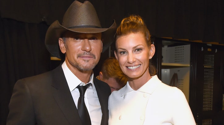 Tim McGraw, Faith Hill Set for Nashville's Walk of Fame