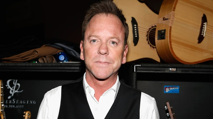 Kiefer Sutherland Talks New Country Prison Song, Death Penalty Debate