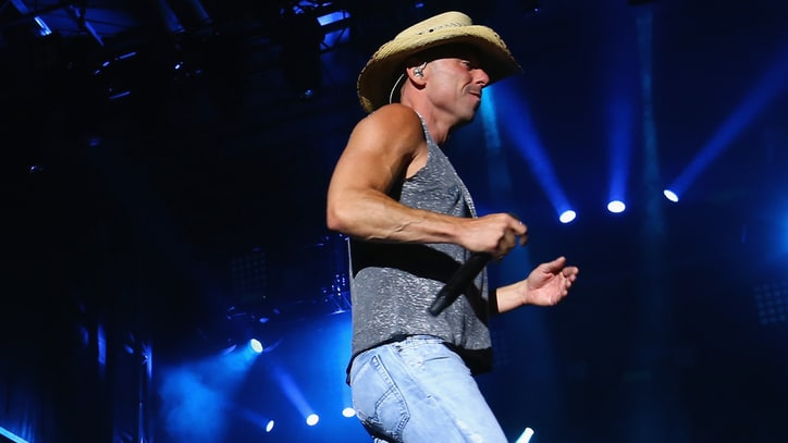 See Sammy Hagar Join Kenny Chesney for Rowdy 'I Can't Drive 55'