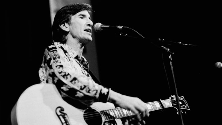 Townes Van Zandt Chosen for Nashville Songwriters Hall of Fame