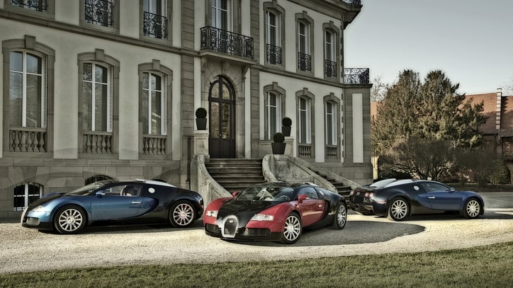 A $1.7 Million Lemon? What to Know About the Bugatti Veyron Recall