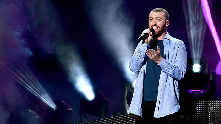 Sam Smith Details New LP 'The Thrill of It All,' 2018 Tour