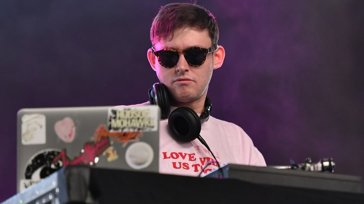 Watch Hudson Mohawke Undergo Heart Surgery in New Valentine's Day Mix