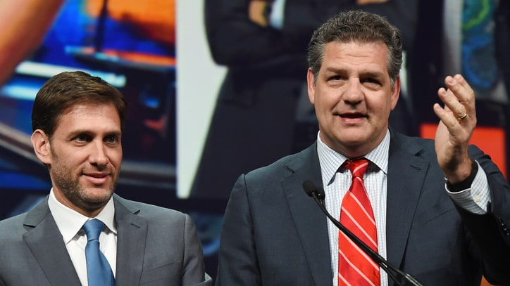 Mike & Mic: ESPN's Mike Golic on Going It Alone