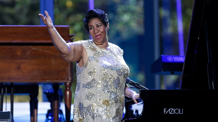 Aretha Franklin Cancels Upcoming Concerts on 'Doctors' Orders'