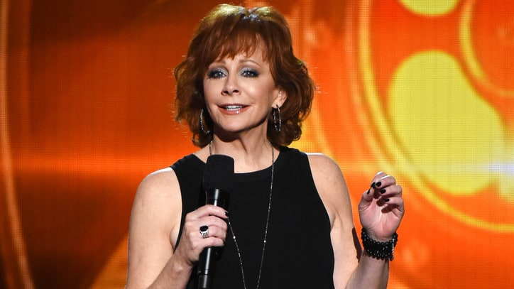 Hear Reba McEntire's Captivating Cover of 'Hard Candy Christmas'
