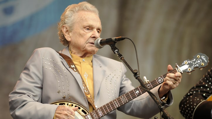 Dierks Bentley to Lead All-Star Tribute to Bluegrass Great Ralph Stanley
