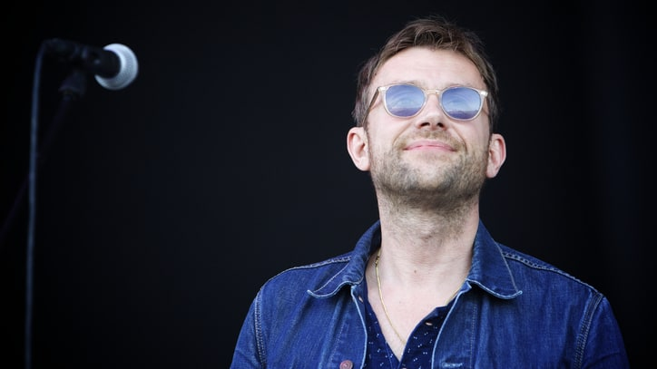 See Gorillaz Debut 'Humanz' Songs at Secret London Gig