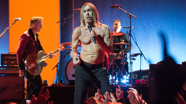 Iggy Pop to Revisit 'Post Pop Depression' for Concert Film, Live Album