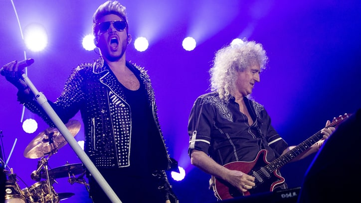 Queen + Adam Lambert Plot U.S. Summer Tour