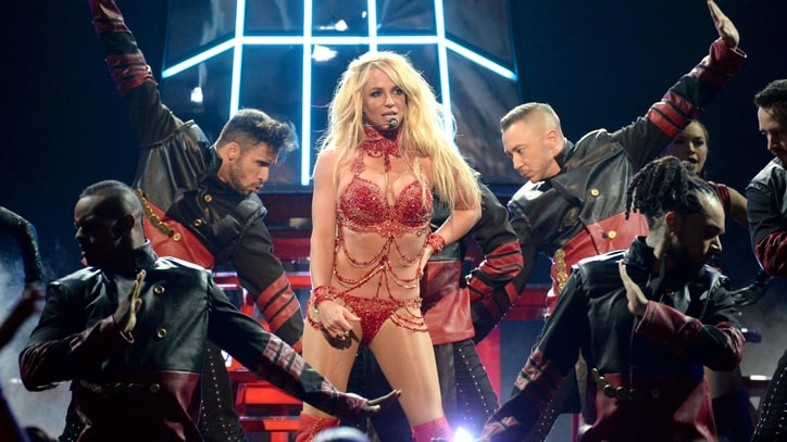 Hear Britney Spears' Rhythmic, Slinky New 'Private Show'