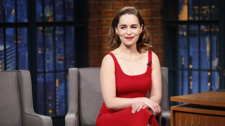 'Game of Thrones' Star Emilia Clarke Cast in 'Star Wars' Han Solo Film