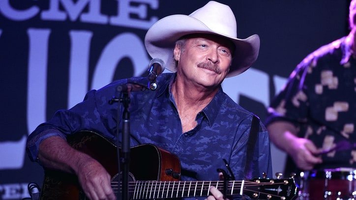 Alan Jackson on Hall of Fame Induction: 'I Don't Feel Quite Worthy'