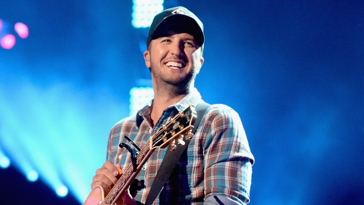 Luke Bryan Plots Massive Summer Tour