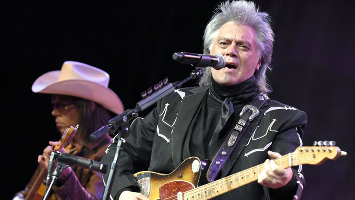 Marty Stuart Reveals Late Night Jam Lineup, Performs on 'Colbert'