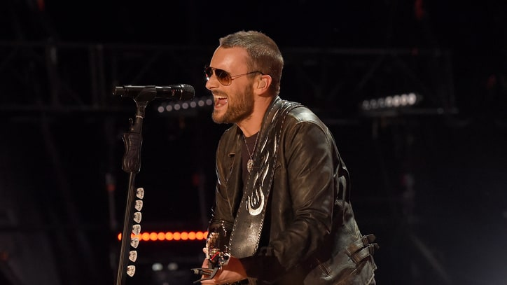 Watch Eric Church's Previously-Unreleased 'Sinners Like Me' Video