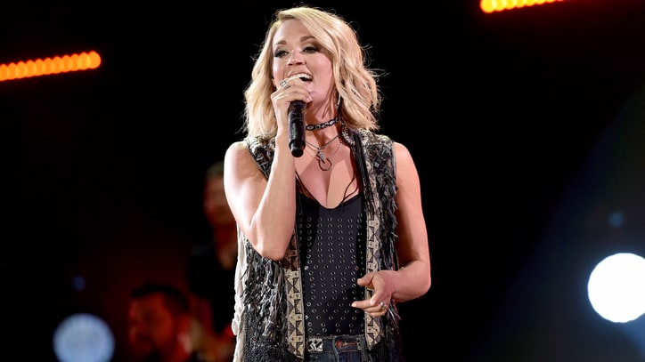 Carrie Underwood's Chart Reign Continues With 'Church Bells'