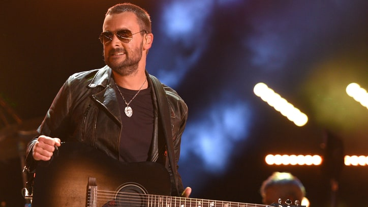 See Eric Church Cover Billy Joel, George Strait in Sprawling Medley