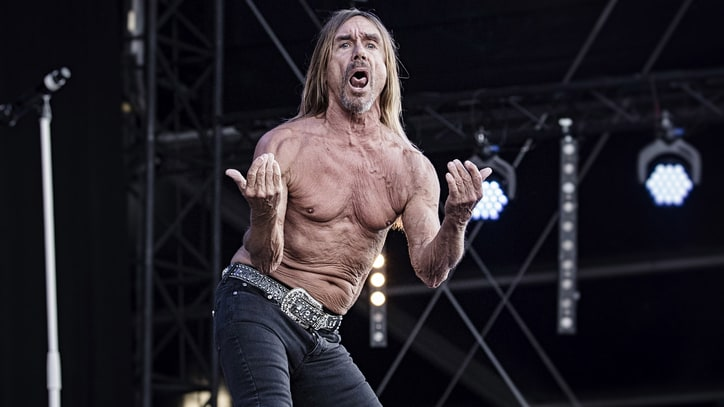 Iggy And The Stooges - I Got A Right / Head On