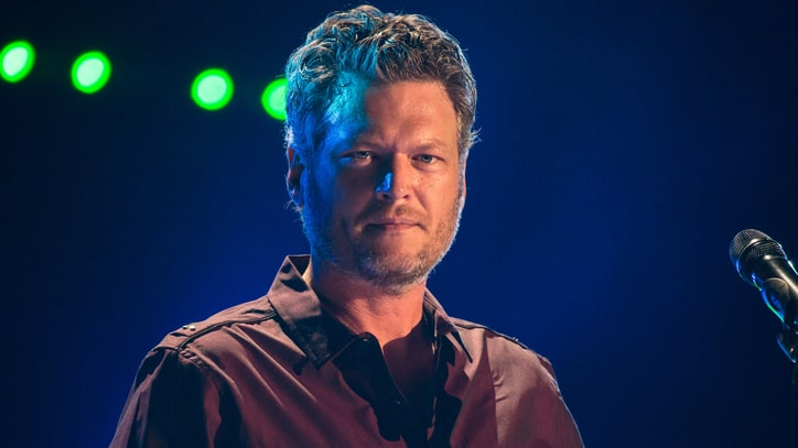 Blake Shelton on Trump: 'I Haven't Endorsed Anybody'