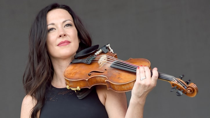 Amanda Shires Talks Personal New Album, Writing With Jason Isbell