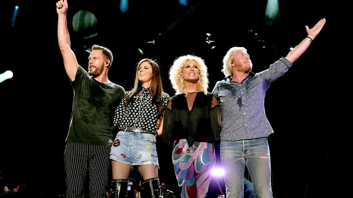 See Little Big Town's Dreamy Cover of Oasis' 'Wonderwall'