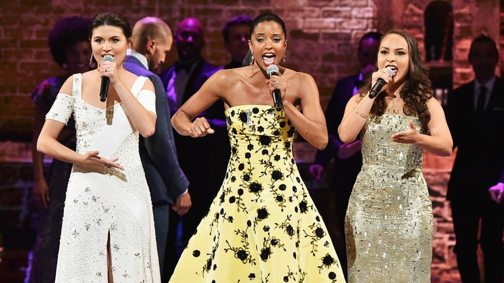 'Hamilton' Trio to Reunite for 'America the Beautiful' at Super Bowl 51