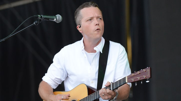 Hear Jason Isbell and Amanda Shires' Moody 'Color of a Cloudy Day'