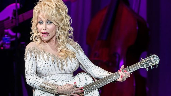 Hear Dolly Parton's Spicy 'Head Over High Heels'