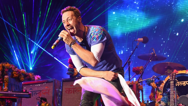 Coldplay Expand A Head Full of Dreams Tour Into 2017