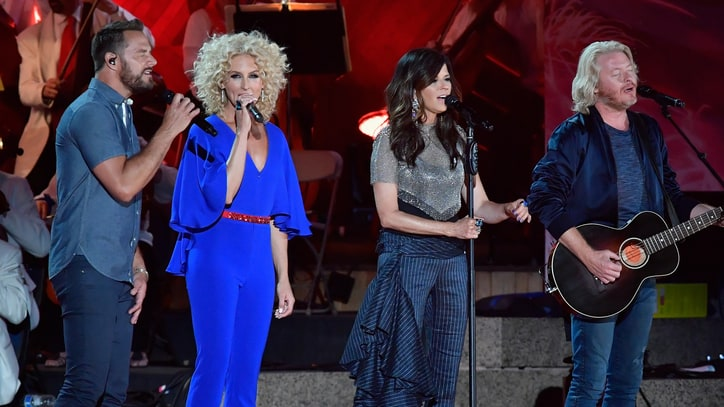 See Little Big Town's Powerful Cover of Alicia Keys' 'Fallin''