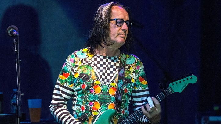 Review: Todd Rundgren's All-Star LP 'White Knight' Is Predictably Odd