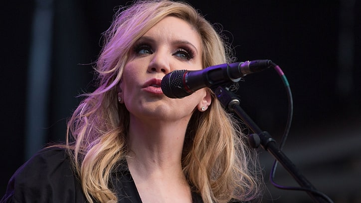 Hear Alison Krauss' Melancholy New Song 'River in the Rain'