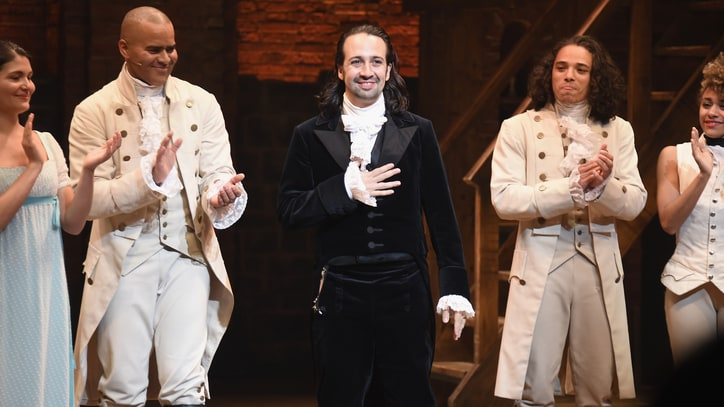 Lin-Manuel Miranda Promises One-Night 'Hamilton' Return in Chicago