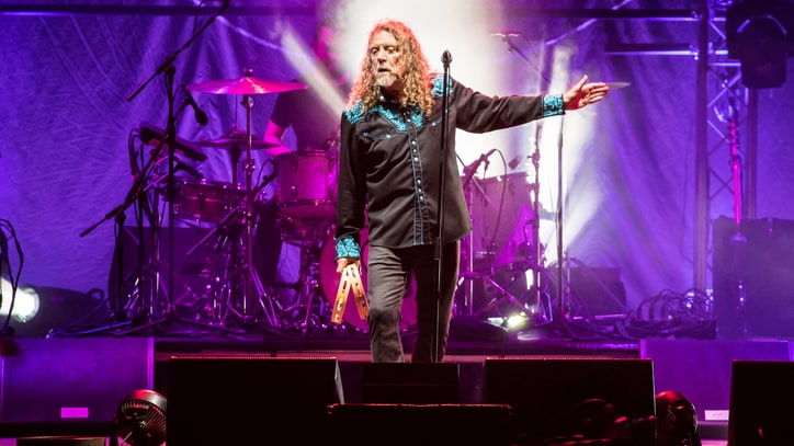 Robert Plant Announces 'Carry Fire' North American Tour