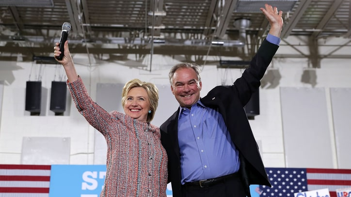 Meet Tim Kaine, Hillary Clinton's Running Mate