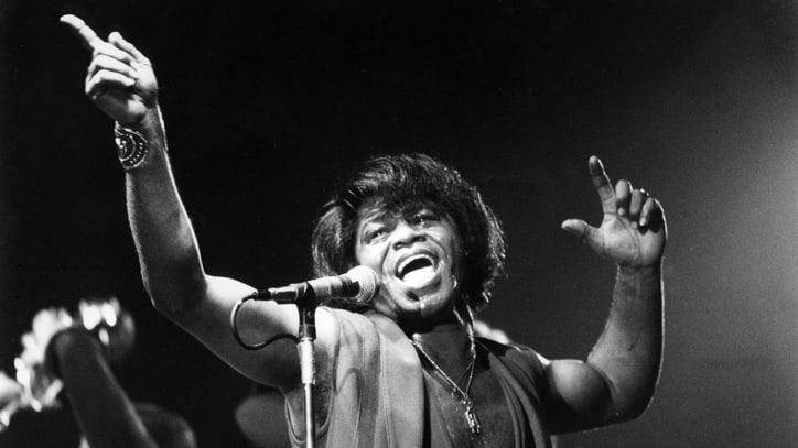 James Brown: Most Sampled Man in the Biz