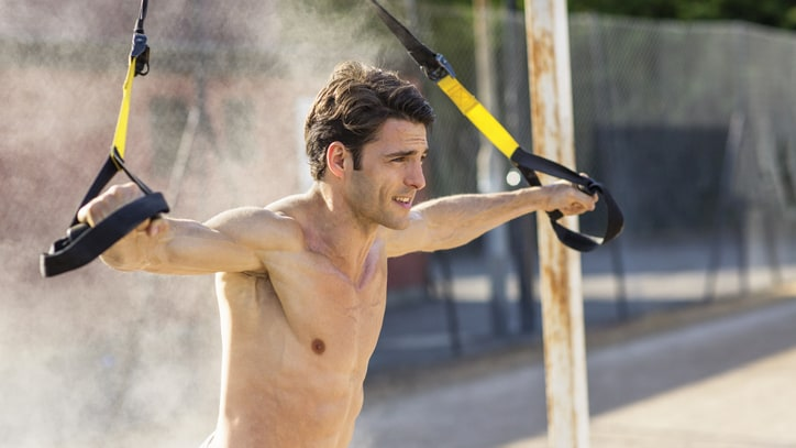 The Only TRX Workout You'll Ever Need